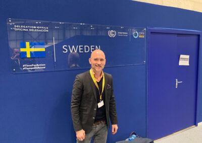 Svenska delegationen