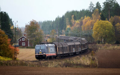 Nytt uppdrag: Rening i järnvägstunnel